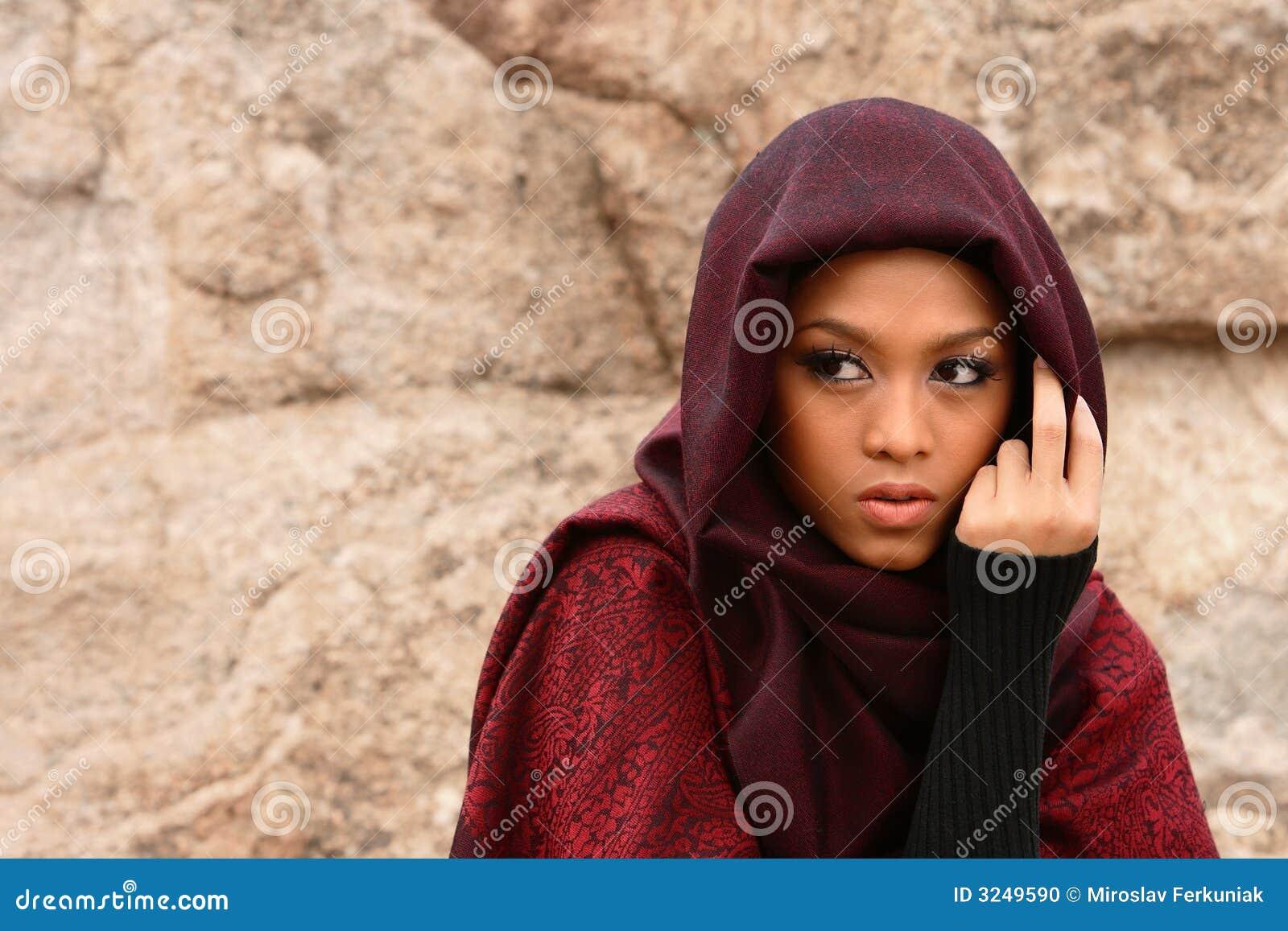 Muslim девушки