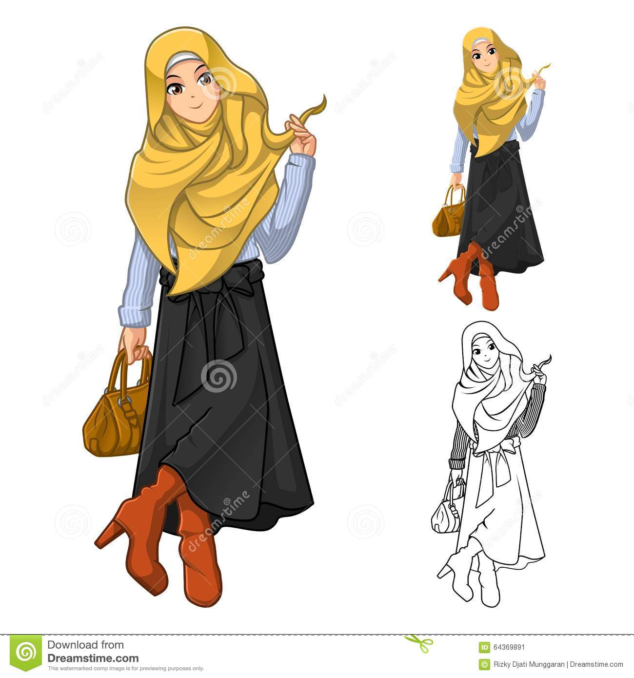 Boots fashion pic boots clip art - Boots Cartoon Character Design Fashion