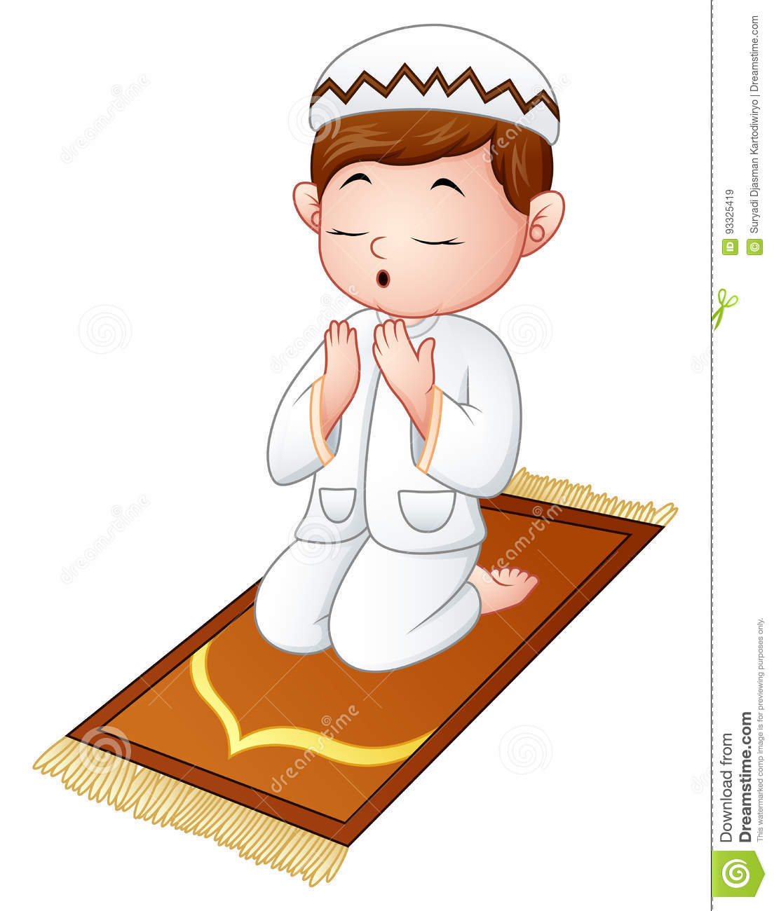 how to sit while eating in islam