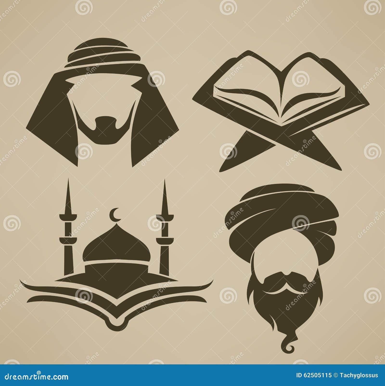 Arabic Religious Symbols