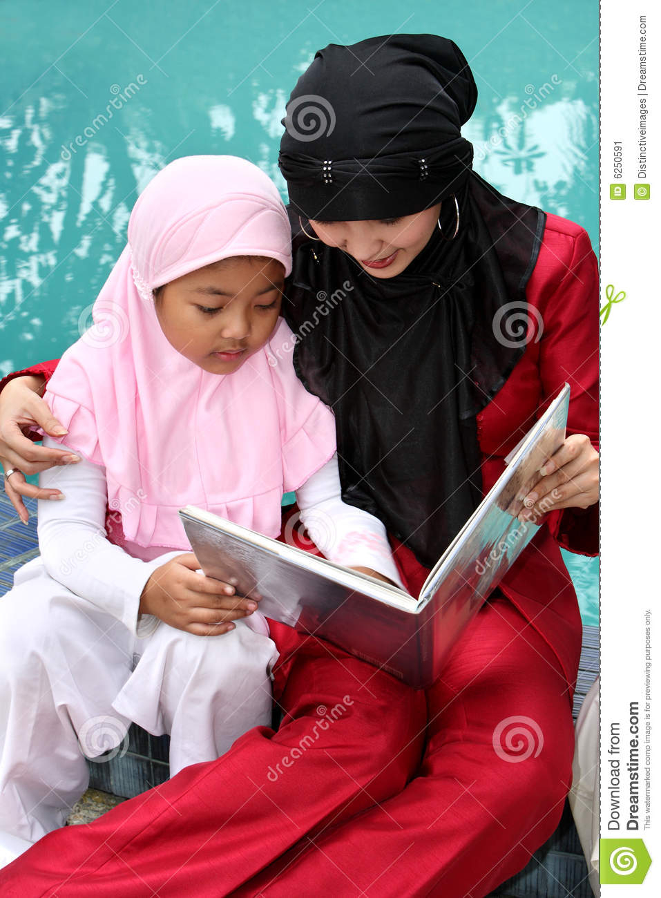 Muslim Mother Child Stock Photos Download 1 753 Images