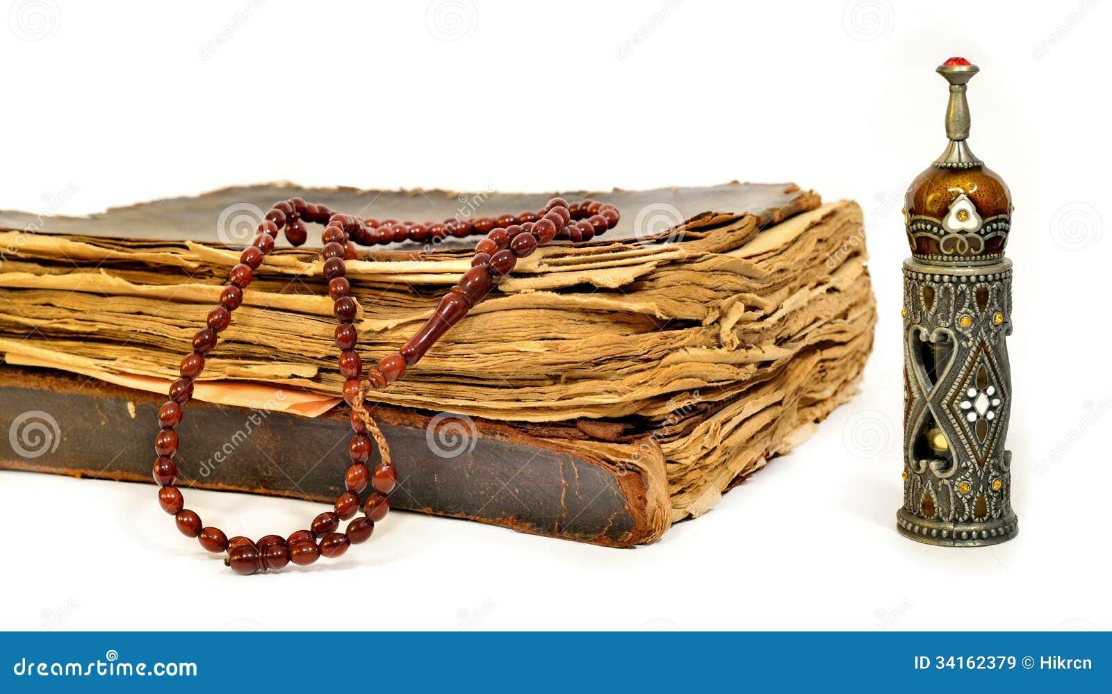 Muslim Rosary On The Koran Royalty Free Stock Images ...