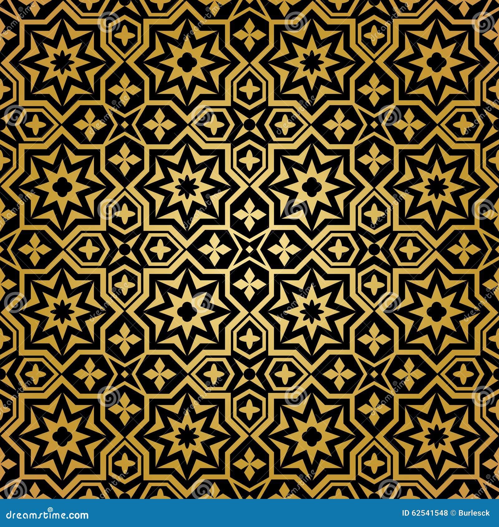 muslim seamless pattern stock vector   image 62541548