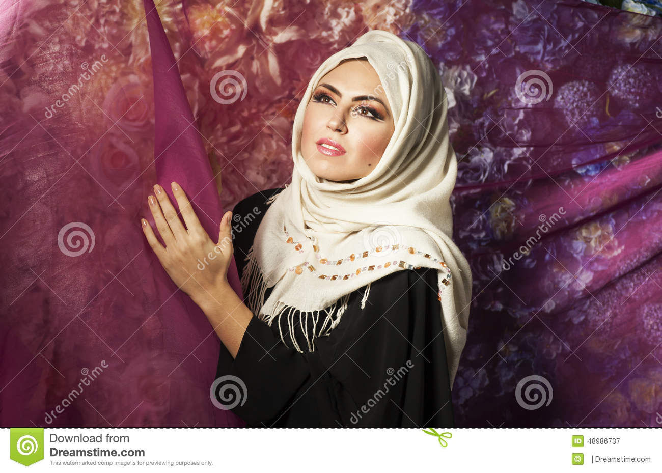arab muslim girls