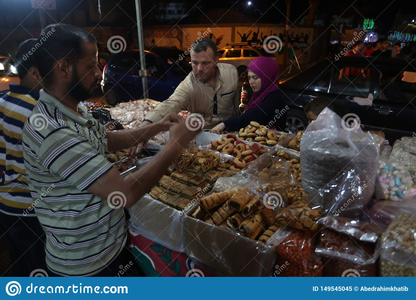 Muslims around the world prepare for the Eid al-Fitr which marks the end of the fasting month of Ramadan