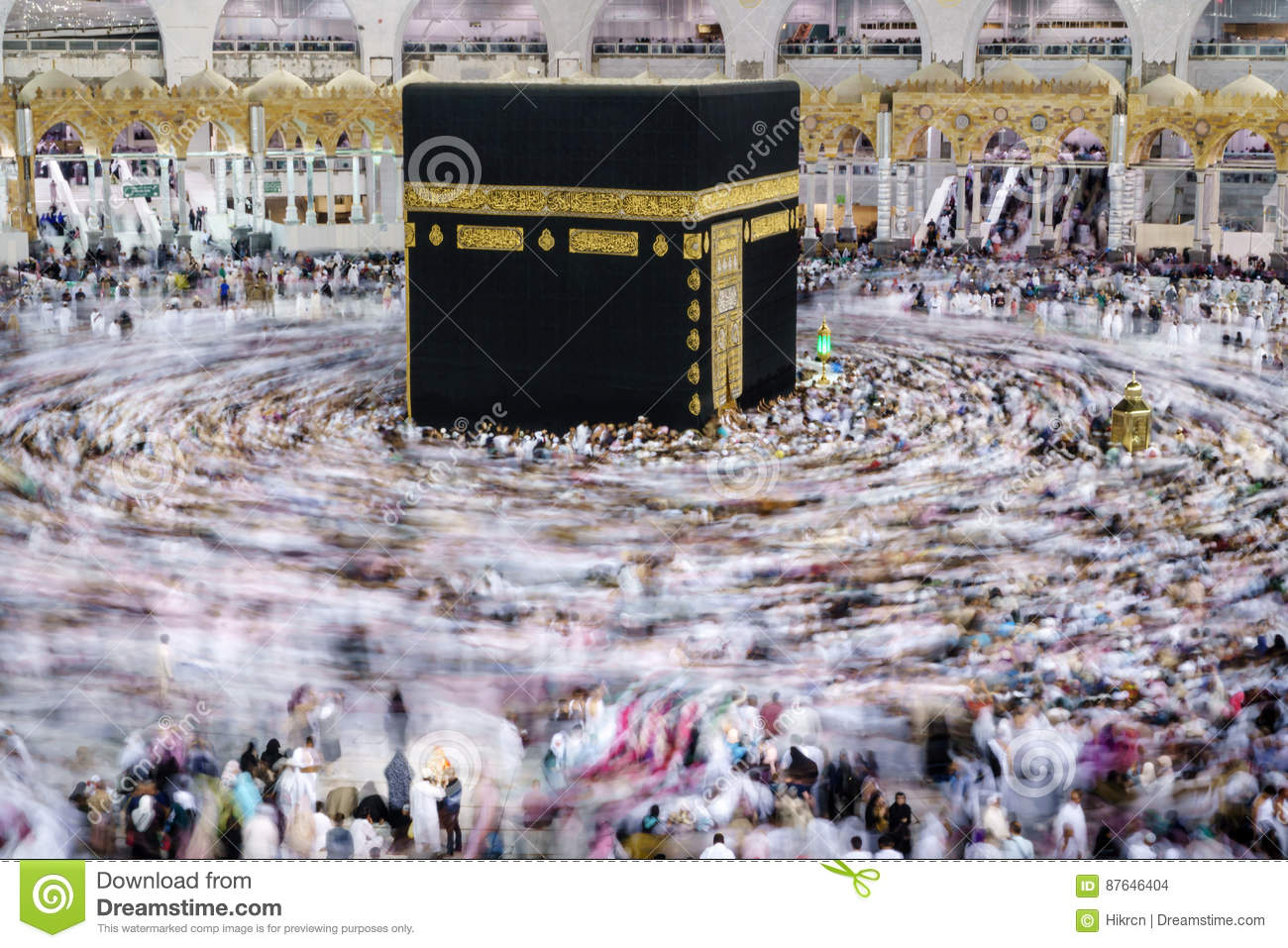 two holy places for the muslim The faith of islam helped various muslim peoples in their struggle to gain political  god created two apparently parallel  holy days the muslim.