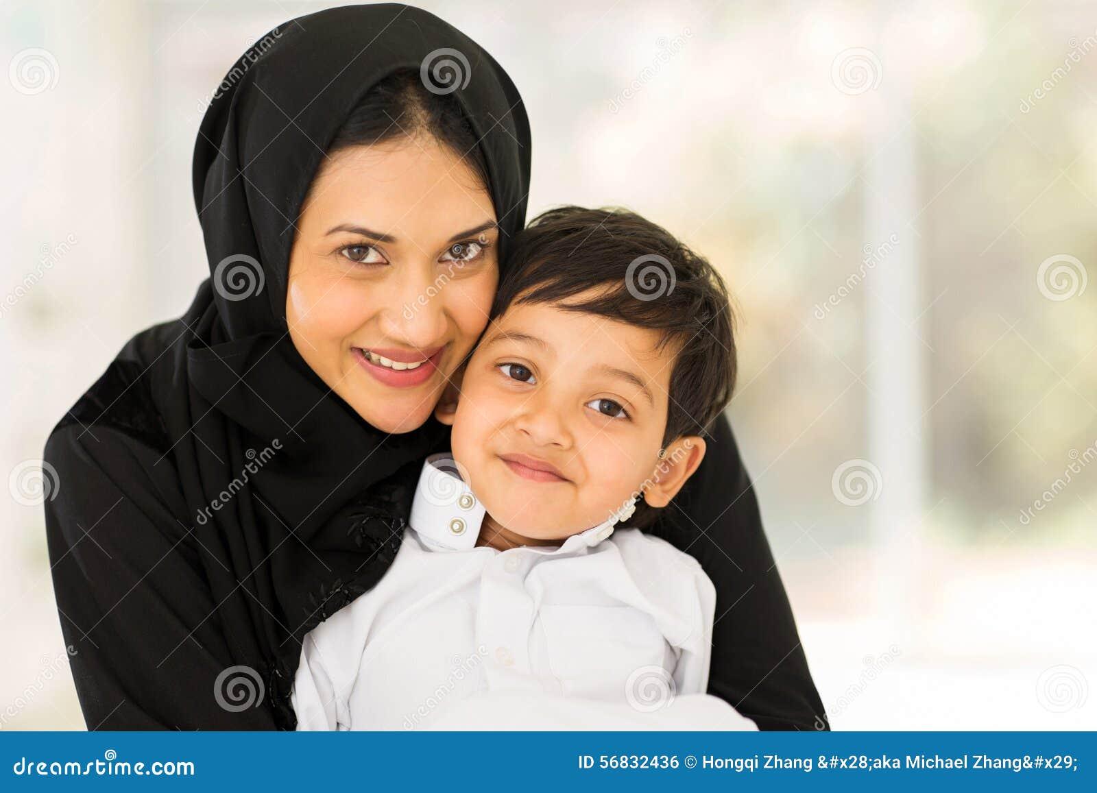 Muslimsk kvinnason