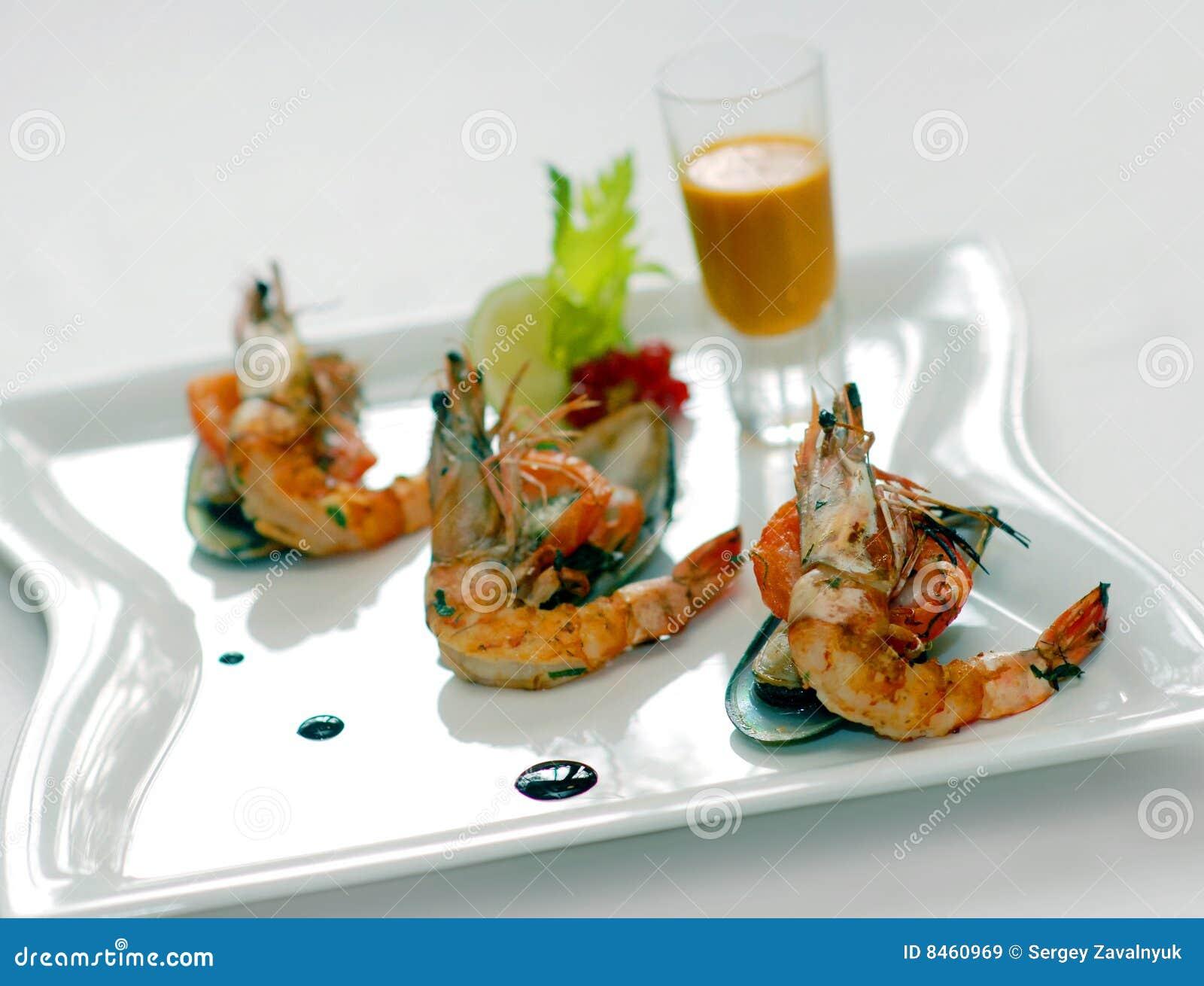 Musslasåsräkor