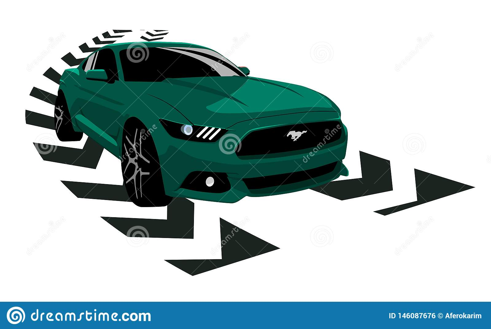 Mustang Shelby GT 350