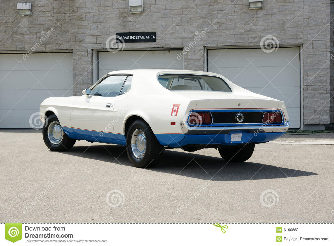 Sony dslr a700 with 16 80mm lens picture of the rare 1972 mustang coupe canadian sprint edition