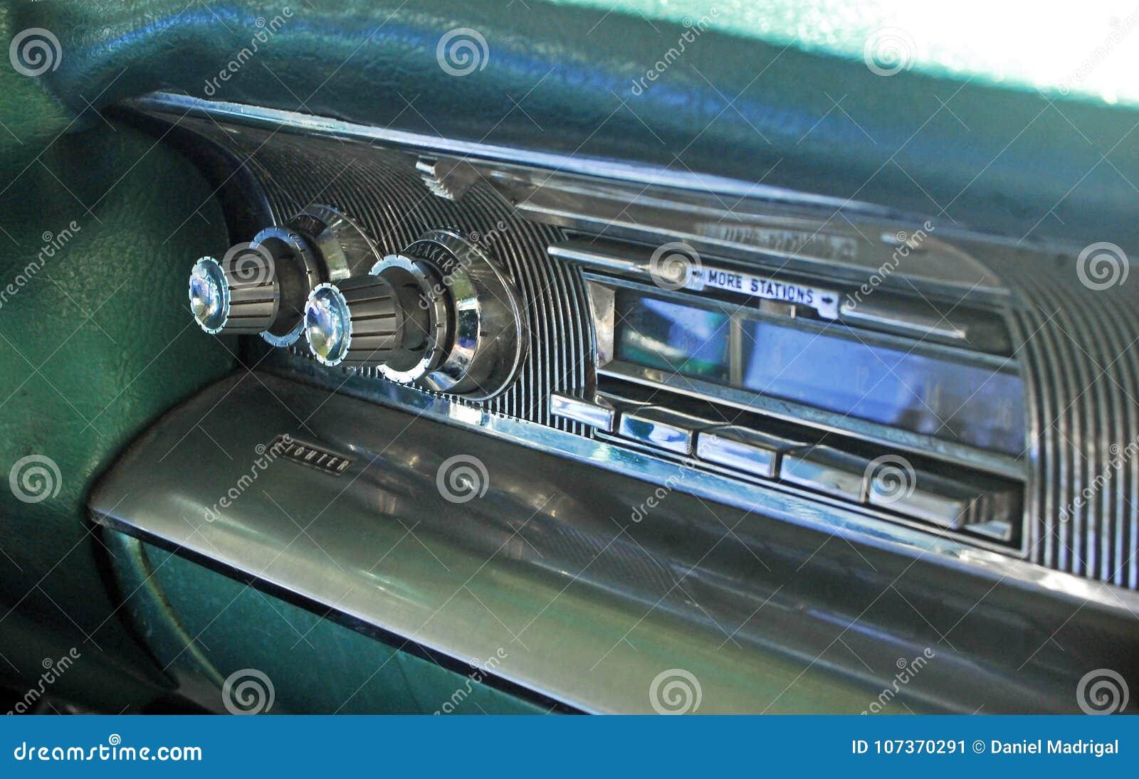 Mustango de radio del casete