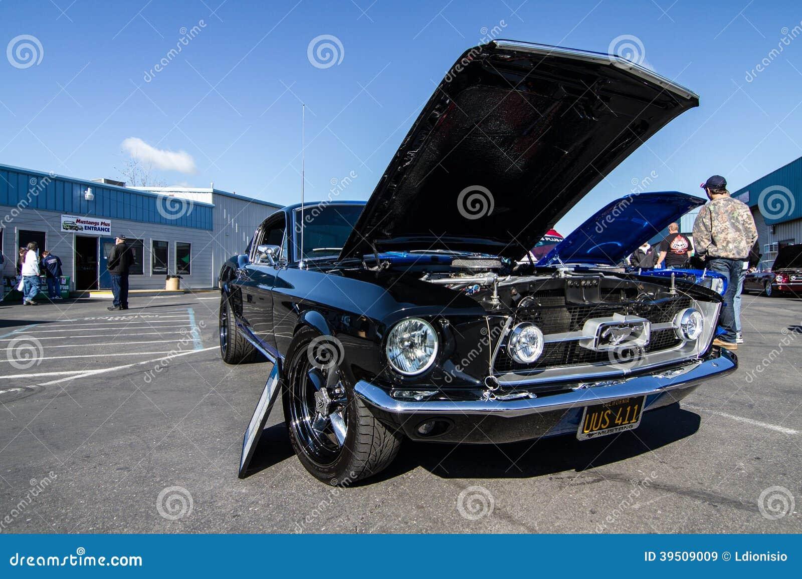 Mustangs Plus stockton ca Car Show 2014