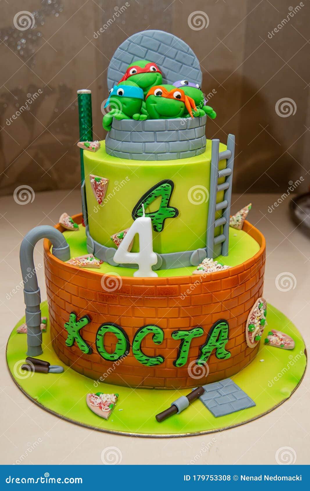 Marvelous Turtles Cake Stock Photos Download 19 Royalty Free Photos Funny Birthday Cards Online Alyptdamsfinfo
