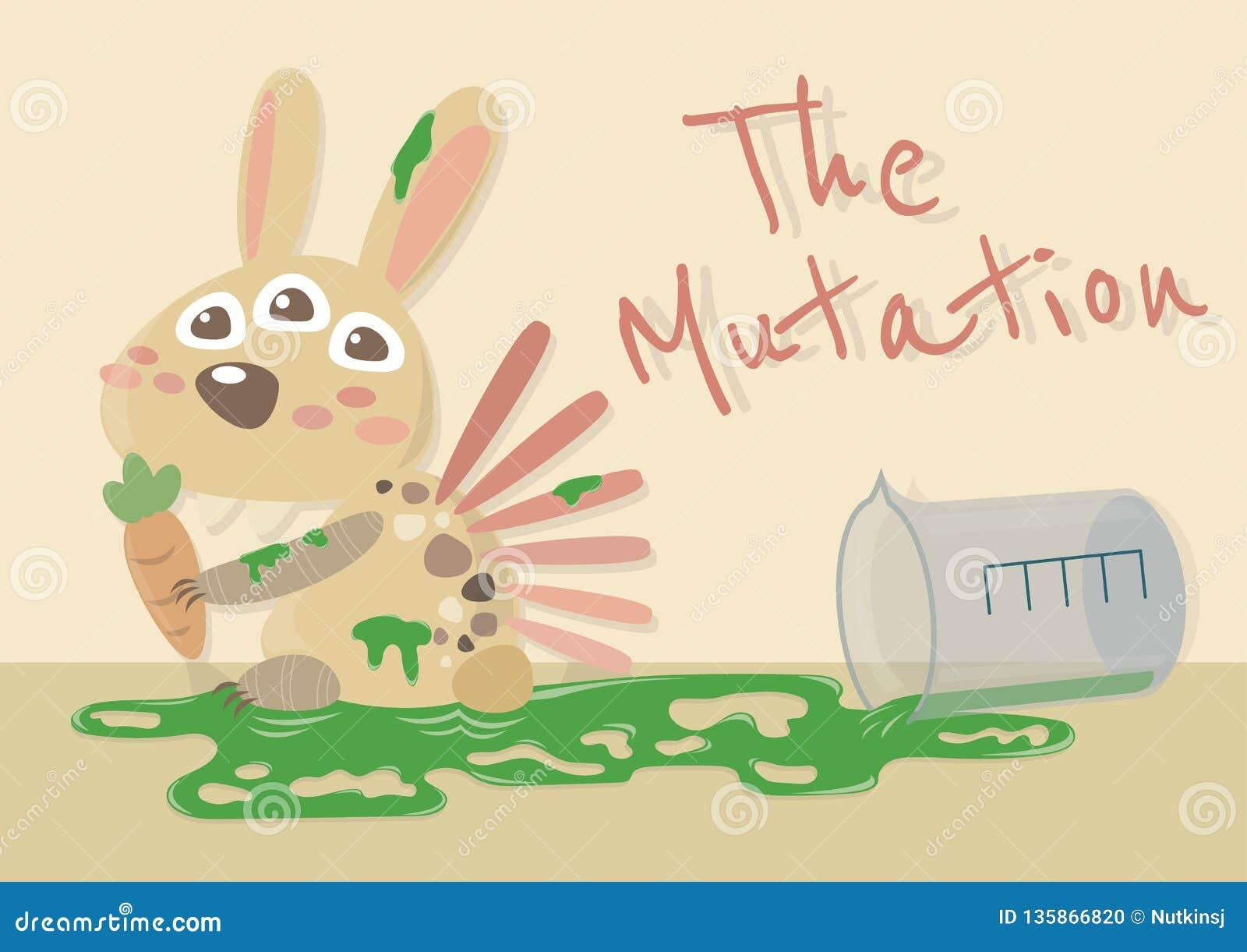 The Mutation Bunny