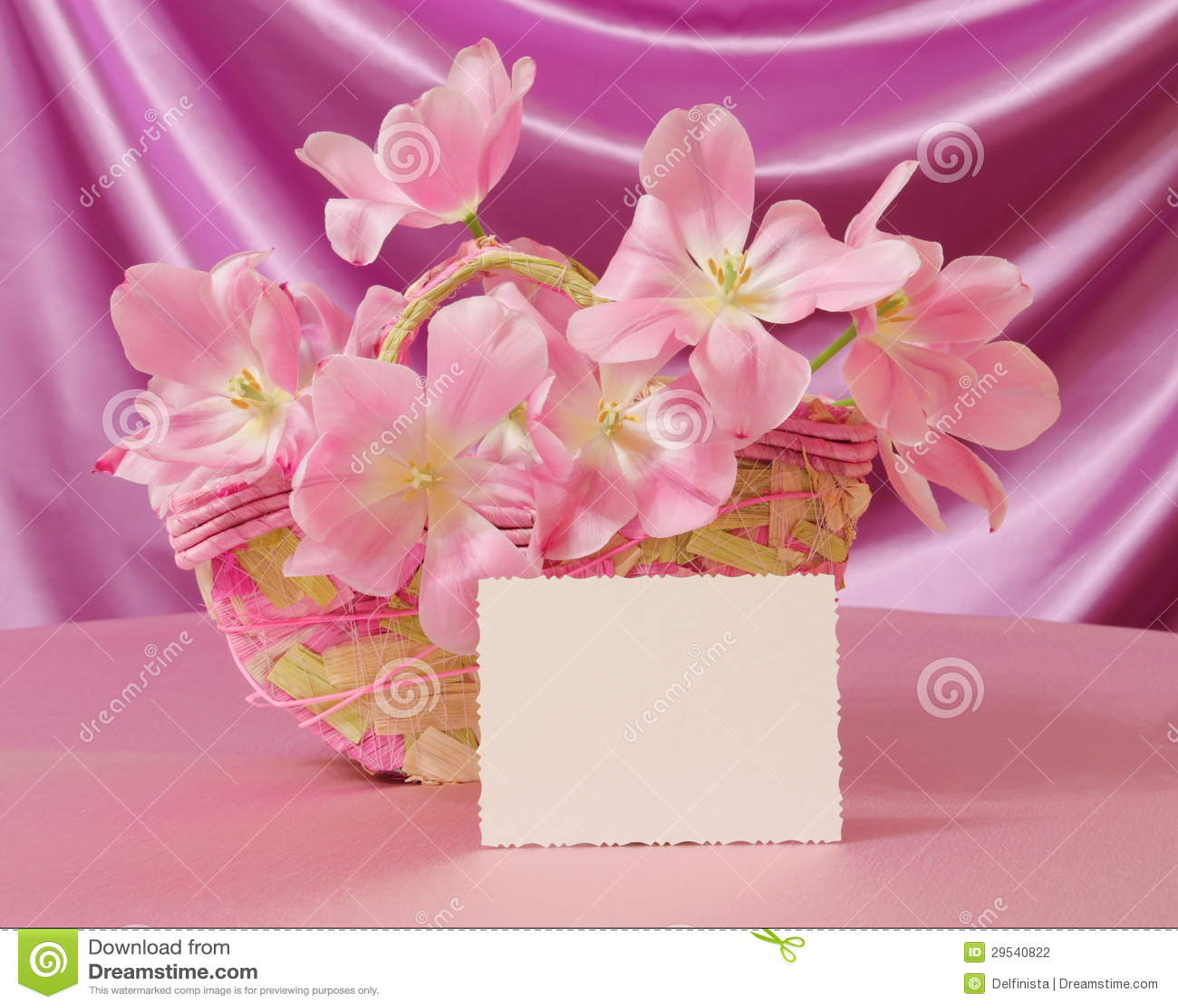 Mutter-Tageskarte oder Ostern-Bild - Foto auf lager