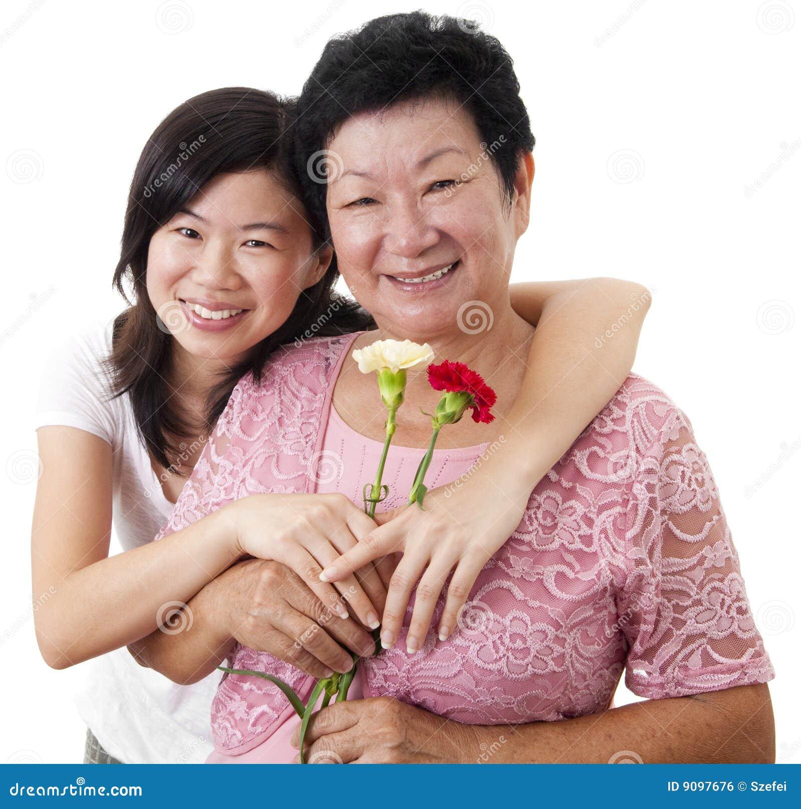 Mutter u. Tochter