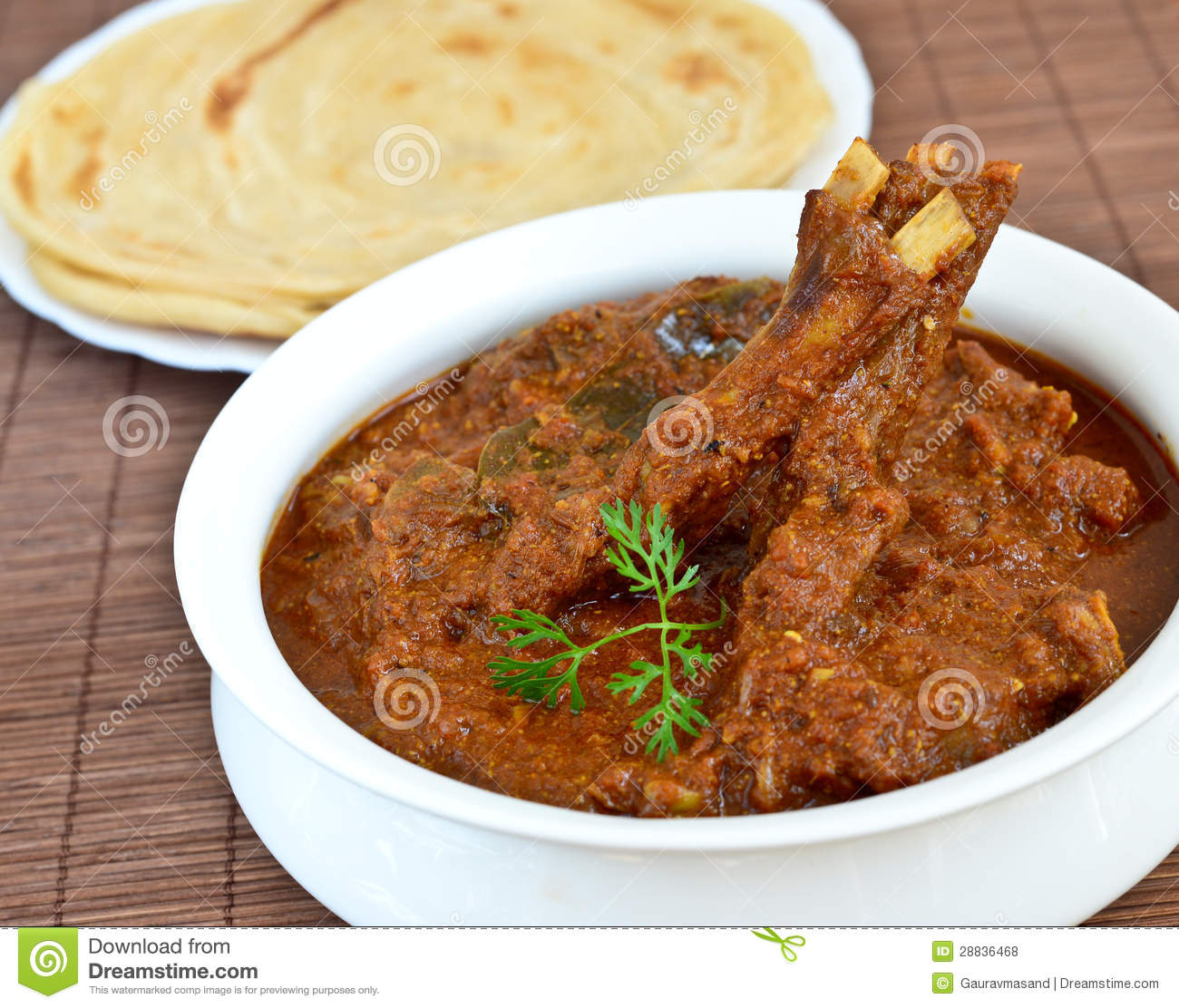 Mutton Curry stock photo Image of chicken chapati  : mutton curry 28836468 from www.dreamstime.com size 1300 x 1112 jpeg 208kB