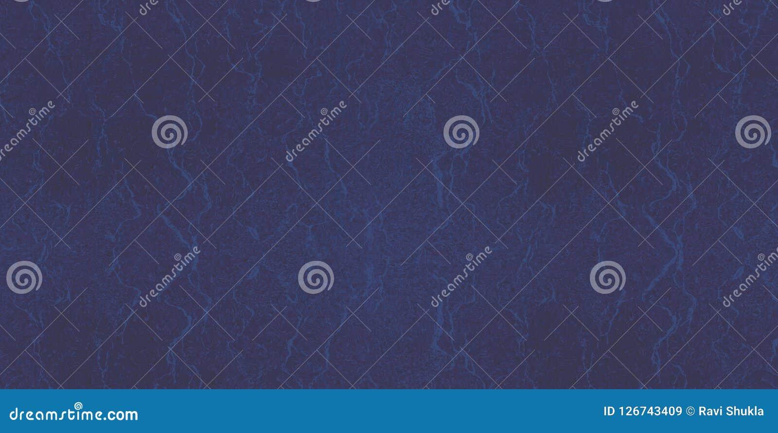 Muur Blauw Marmeren Koninklijk Decoratief Ontwerp