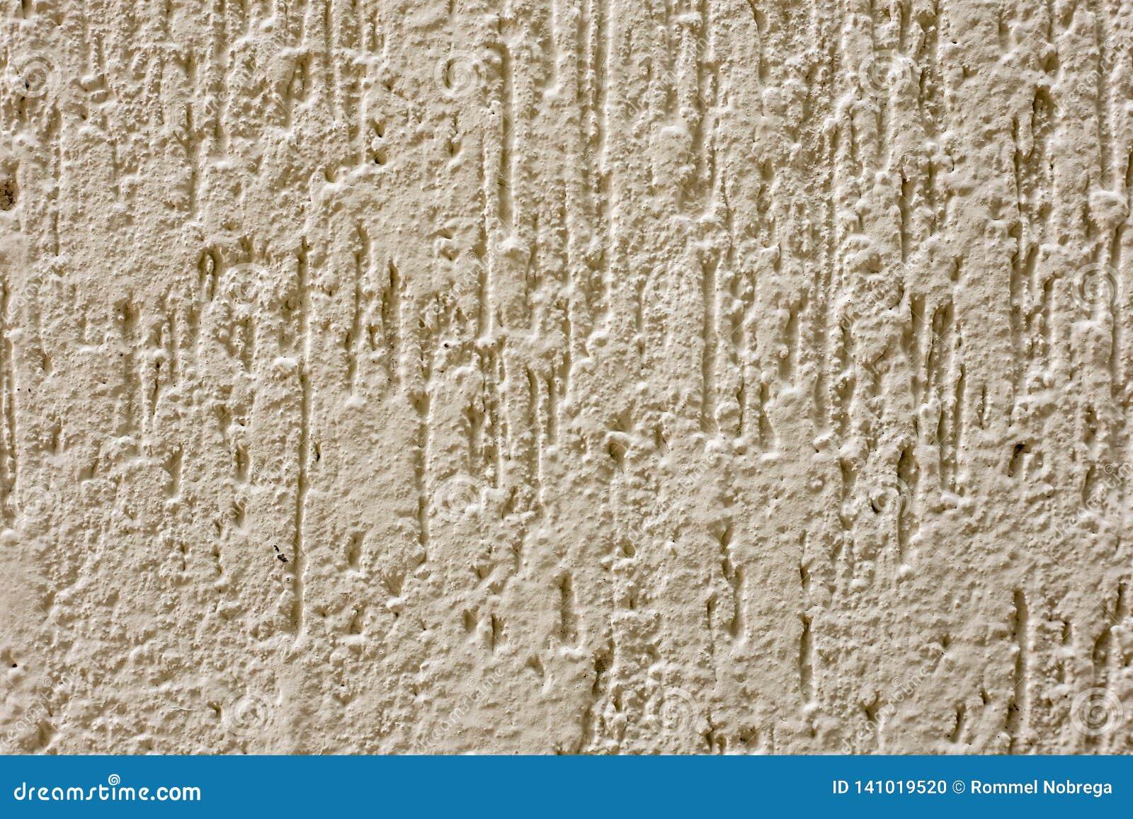 Muur met witte textuur