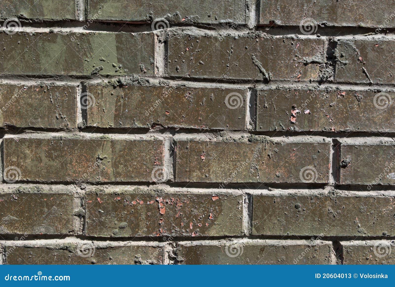 Muur van een onder ogen ziende grijze baksteen stock afbeelding afbeelding 20604013 - Muur van de ingang ...