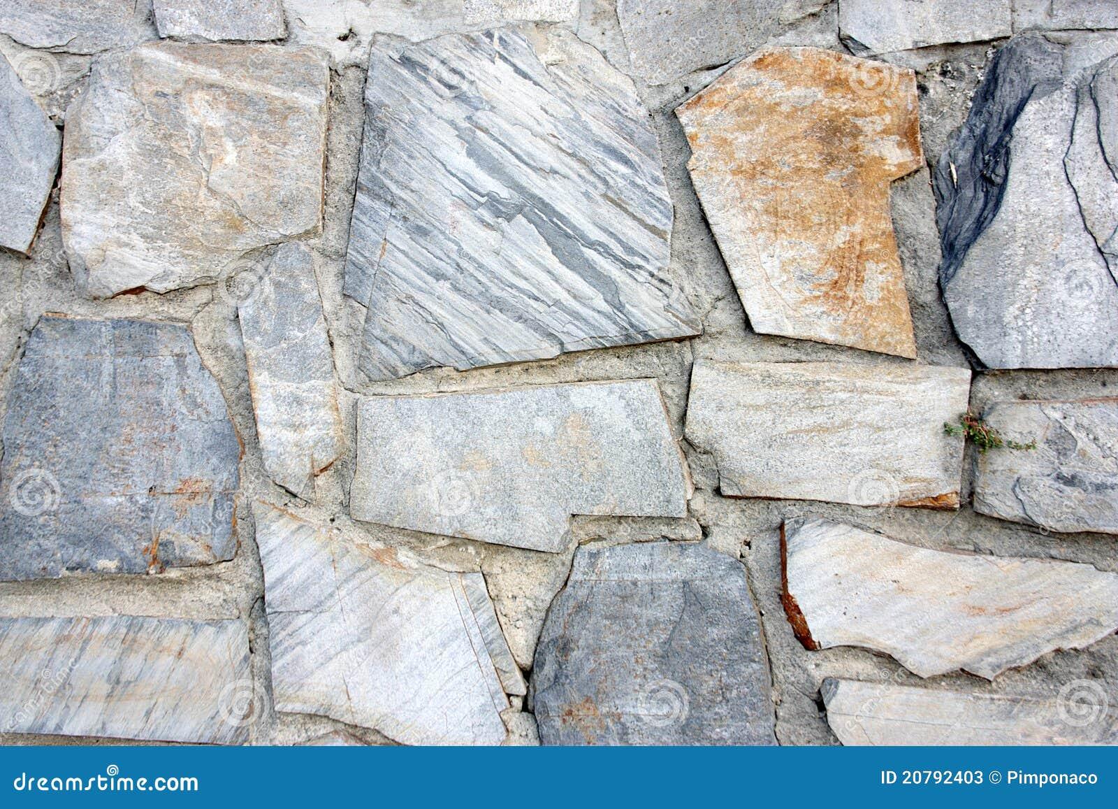 Kamer met grijze stenen muur inspiratie het beste interieur for Grijze muur