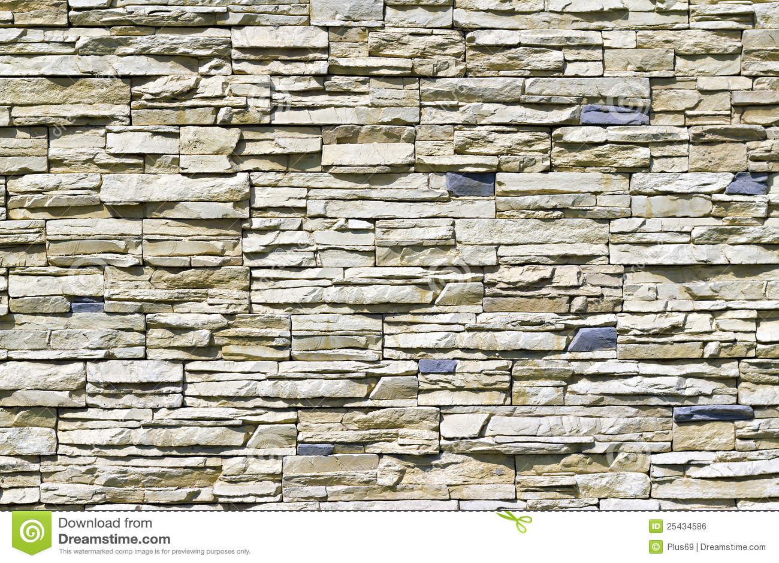 Muur van ruwe stenen royalty vrije stock afbeelding afbeelding 25434586 - Modern muur steen ...
