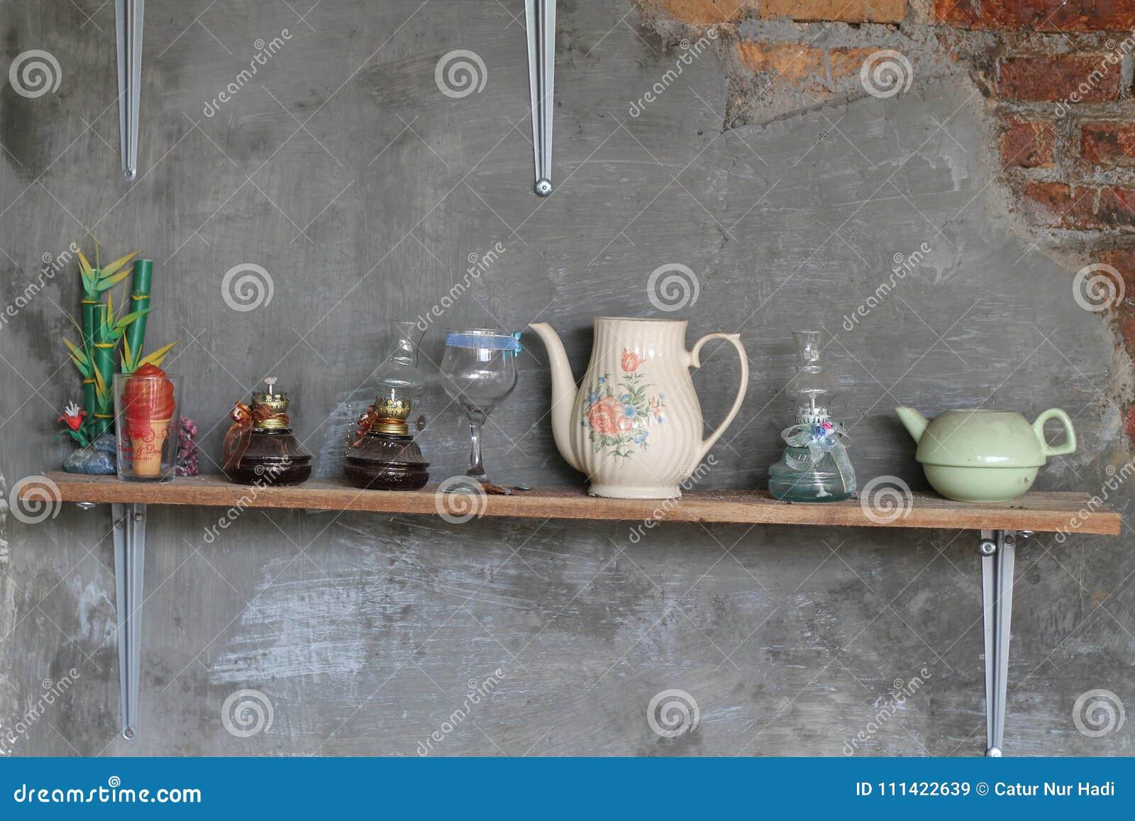 Keuken Muur Decoratie.Muurdecoratie Binnenland Huis Moderne Ruimte Keuken Versie 1