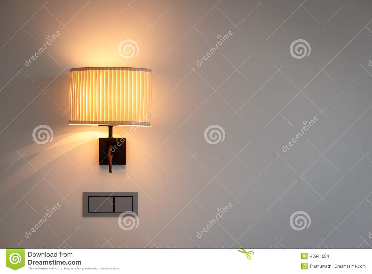 Muurlamp Slaapkamer Stock Photos - Download 86 Images
