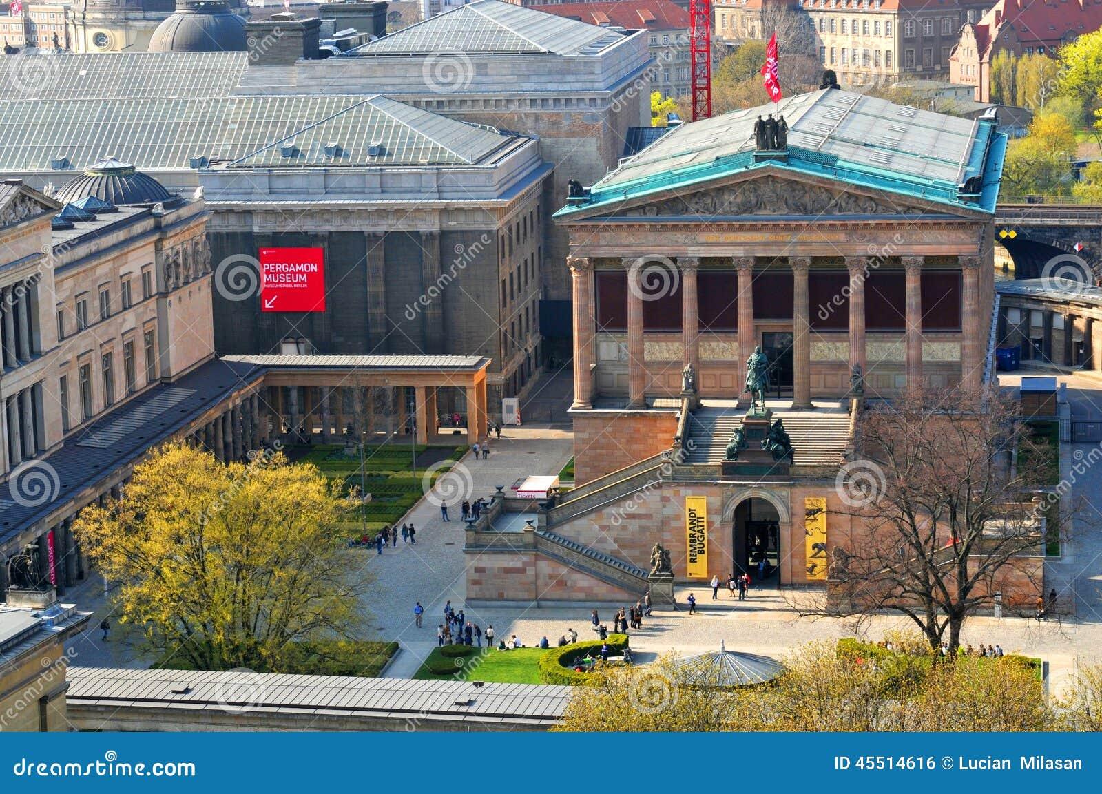 Muzealna wyspa w Berlin, Niemcy