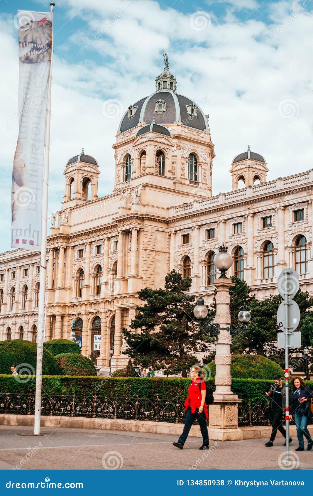 Muzeum historii naturalnej Vienna