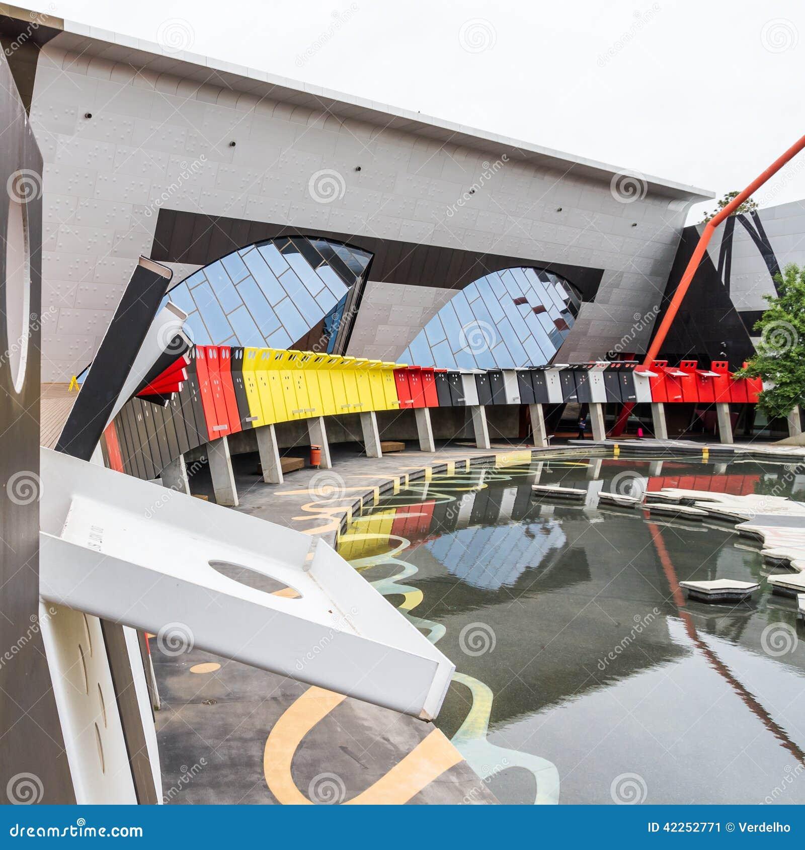 Muzeum Narodowe Australia, Canberra