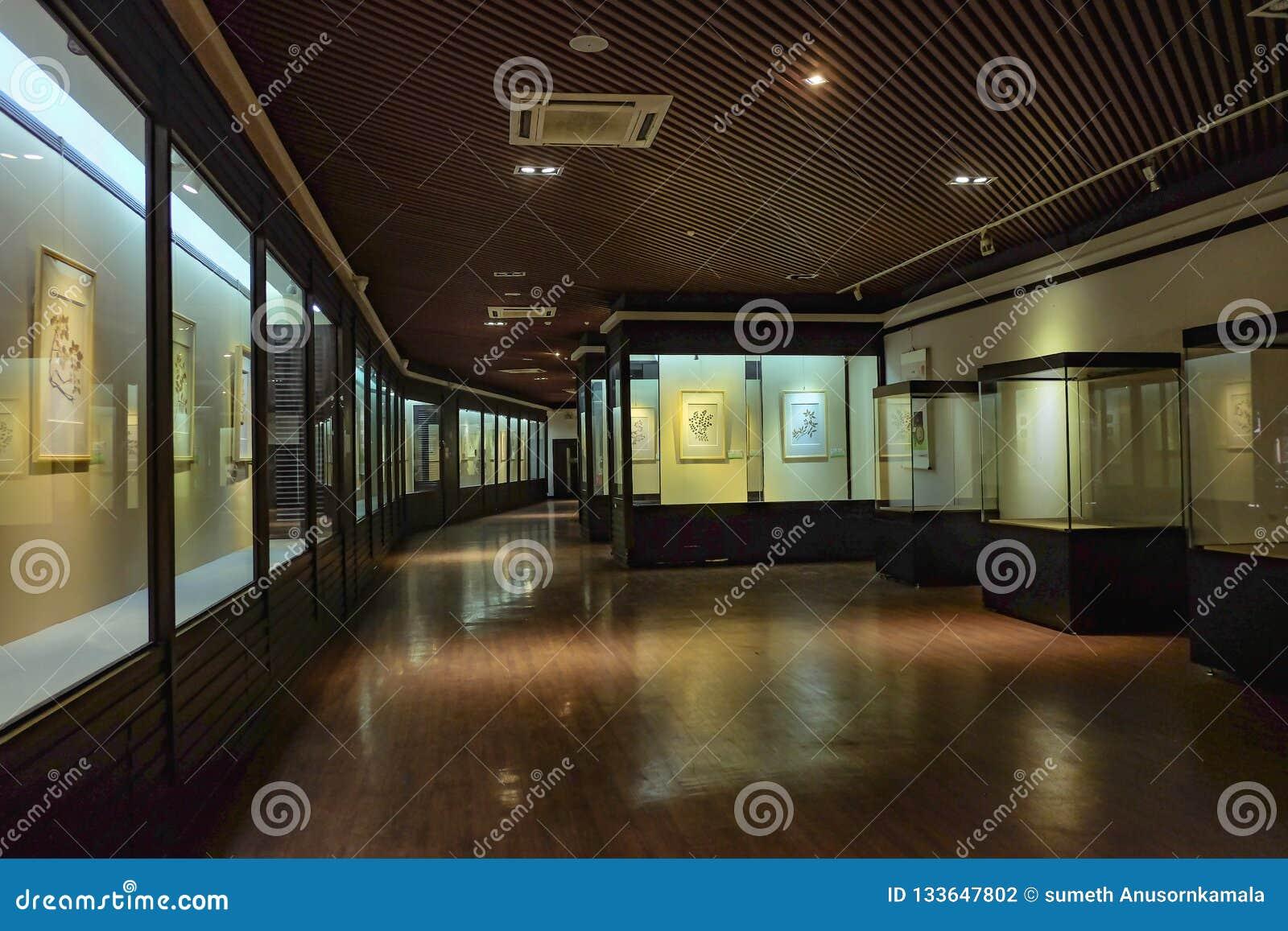 Muzeum przy «Ancestralną świątynią «w Foshan miasta porcelanie
