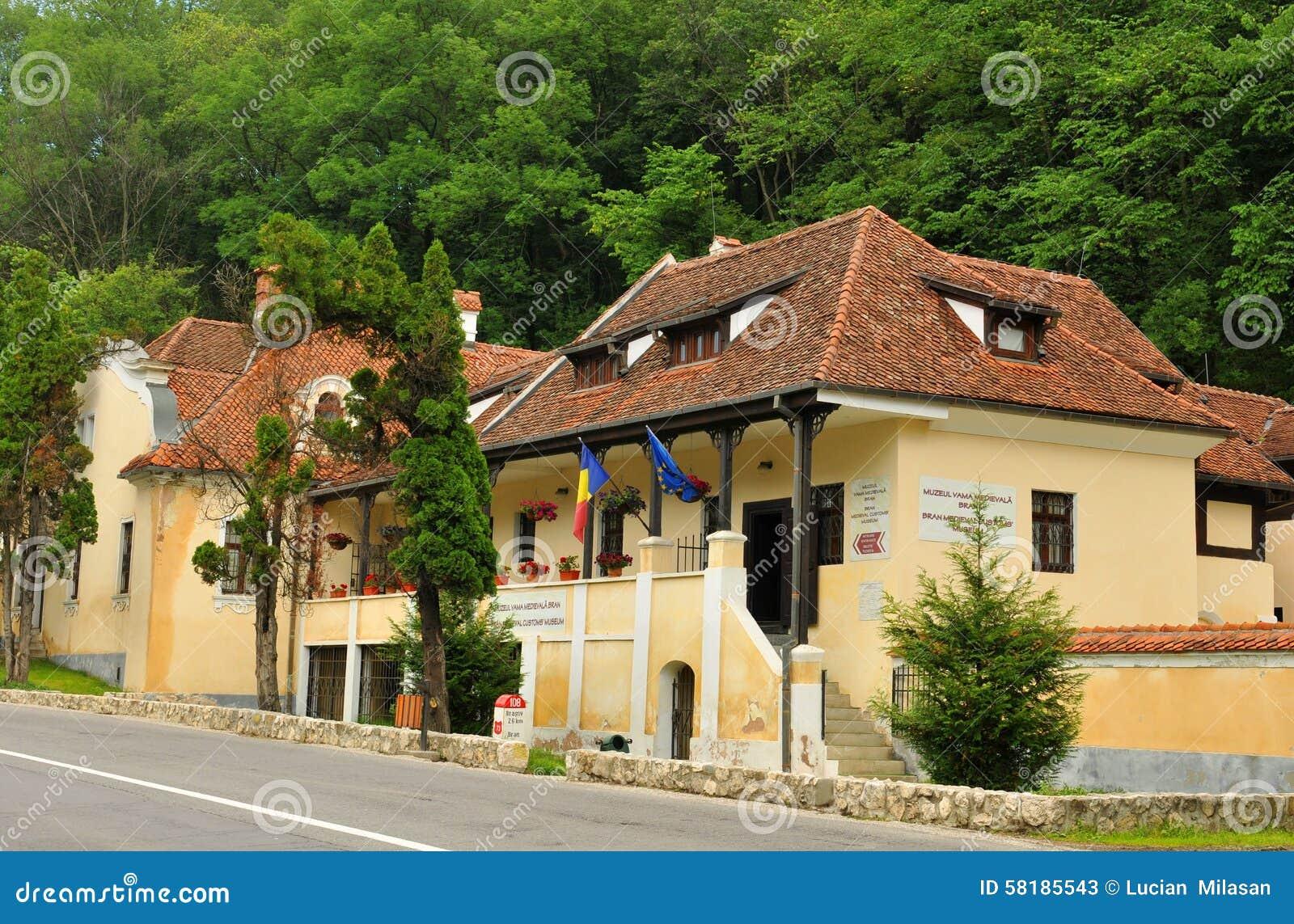 Muzeum w otręby, Rumunia