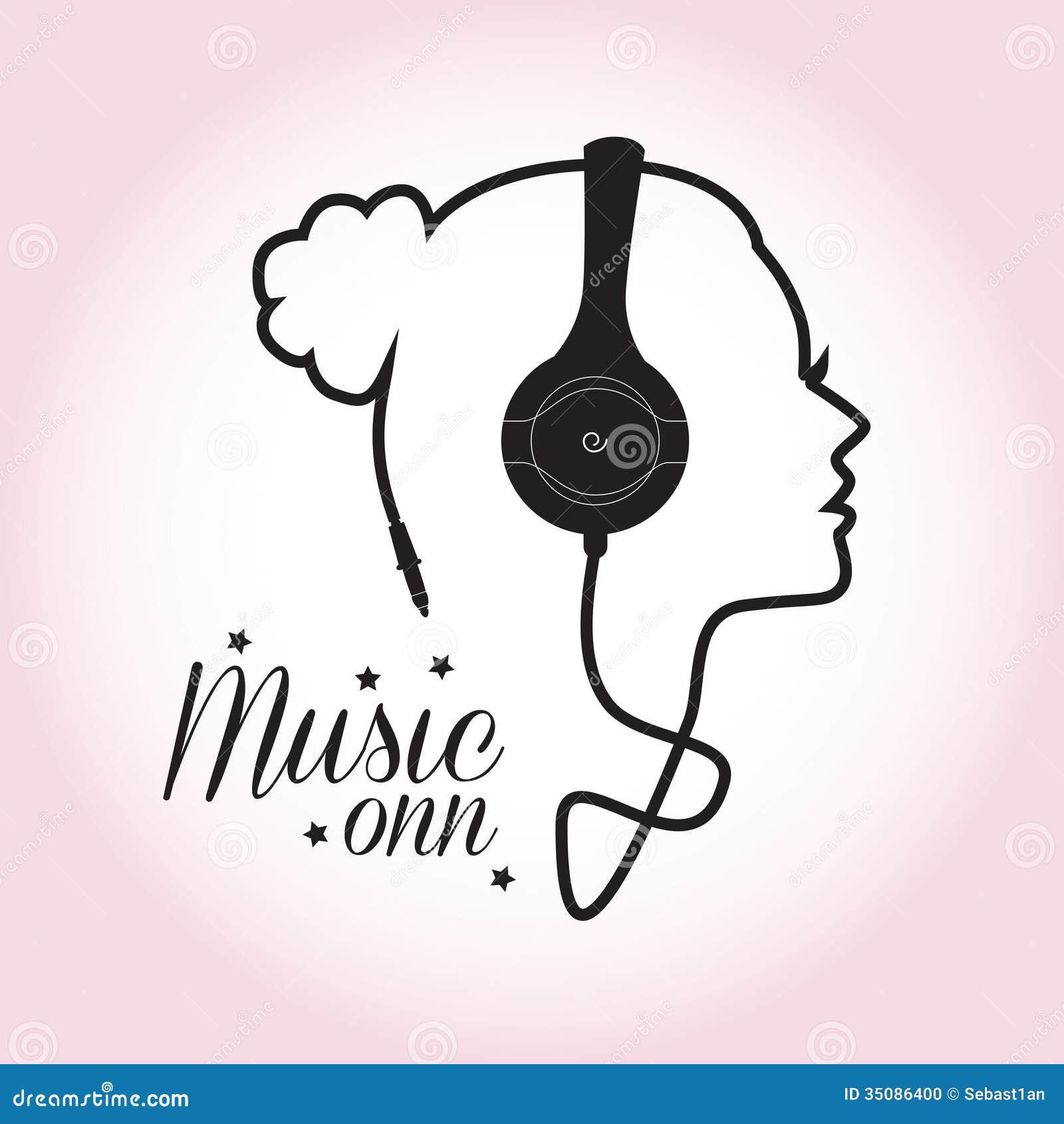 Muziekmeisje