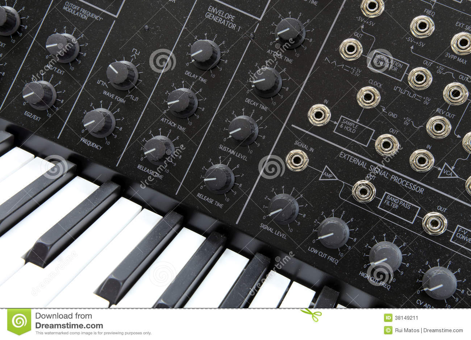 Muzieksynthesizer