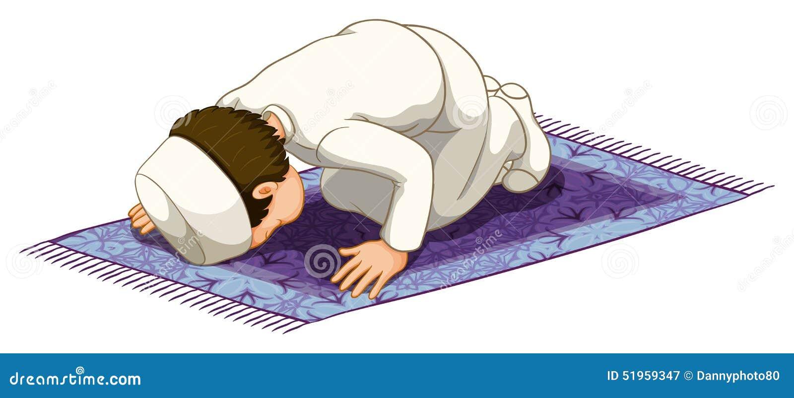 Muzułmański modlitwa