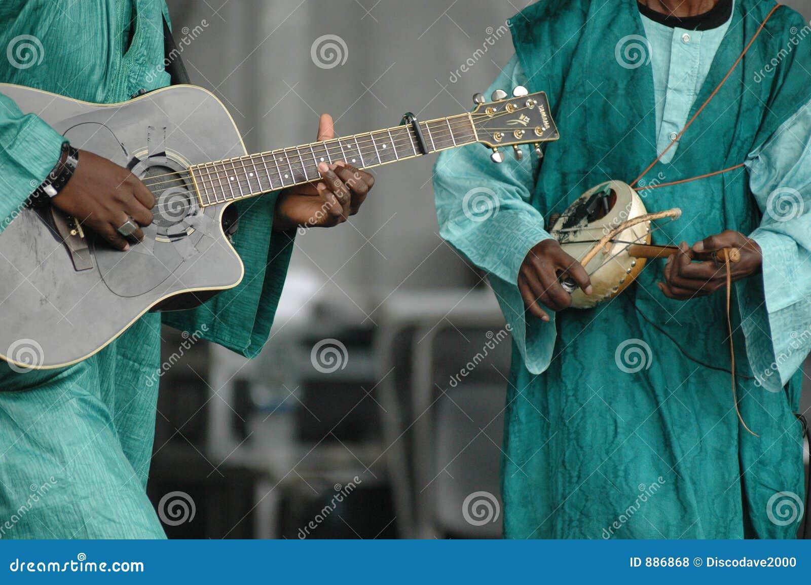 Muzycy afryki