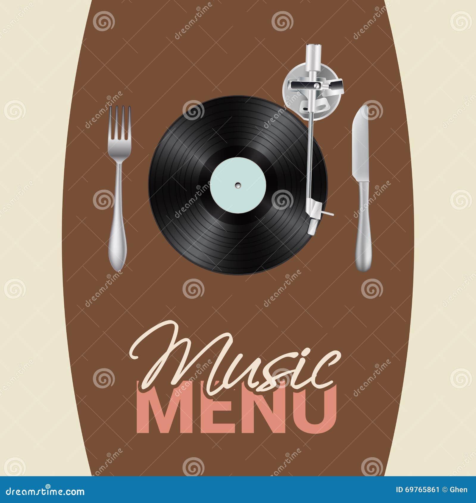 Muzyczny menu