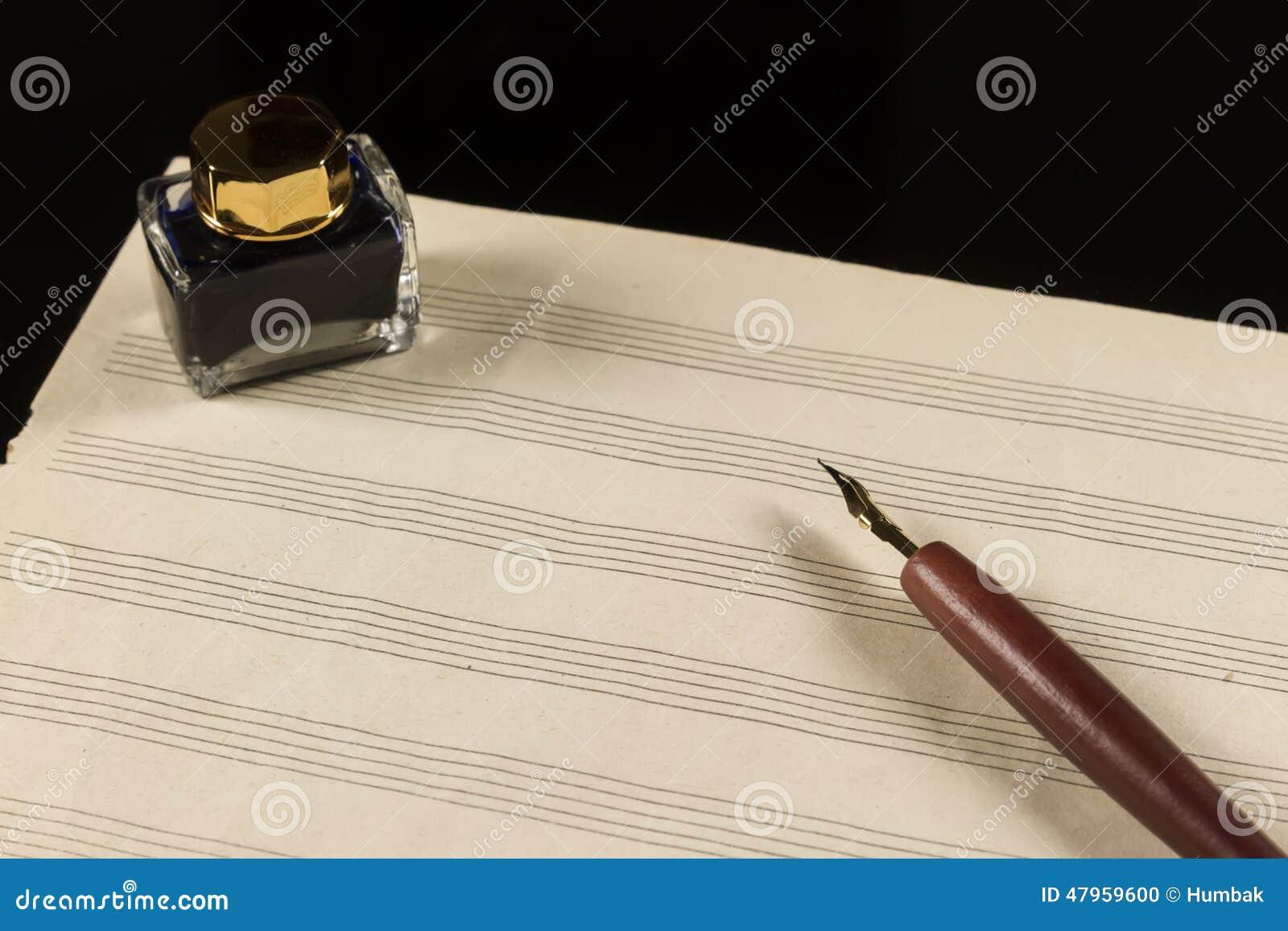 Muzyczny paper