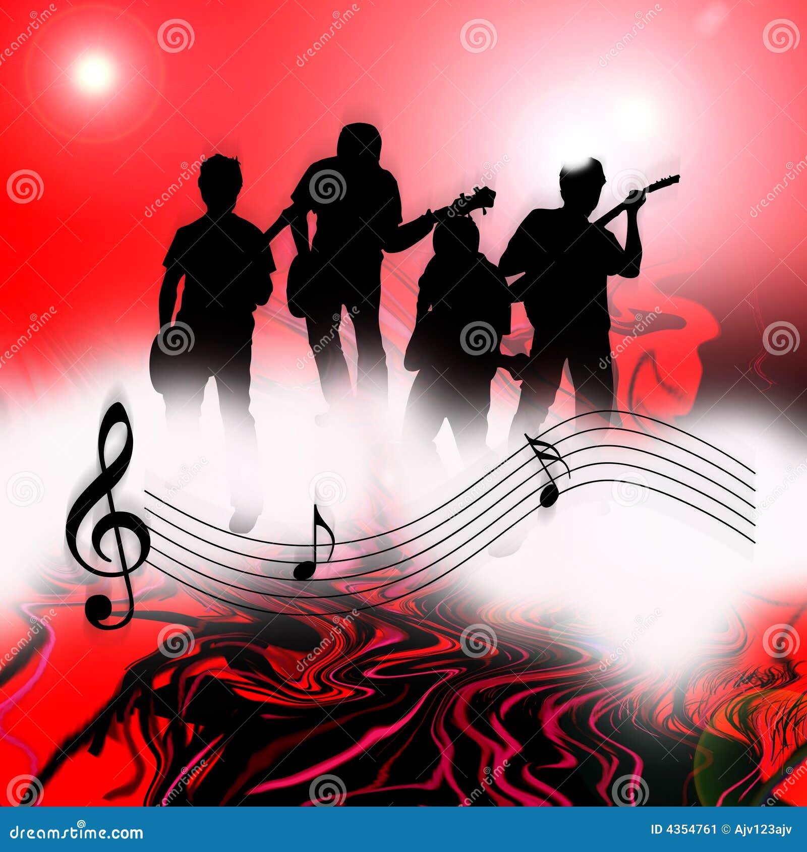 Muzyka, świat internetu