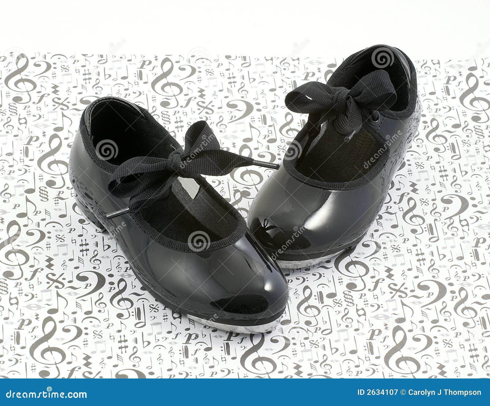 Muzyka taneczna pat butów.