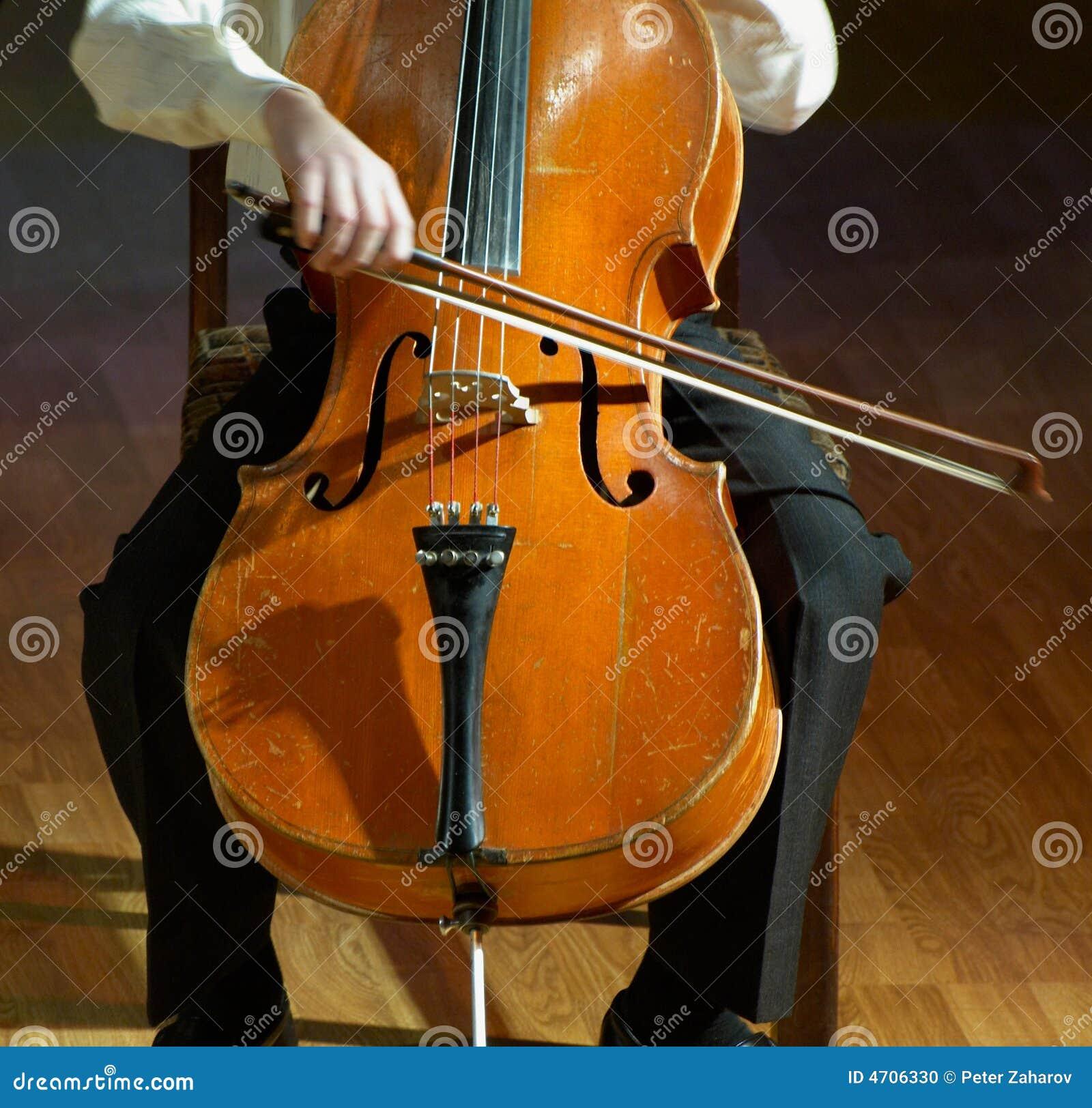 Muzyka violoncello