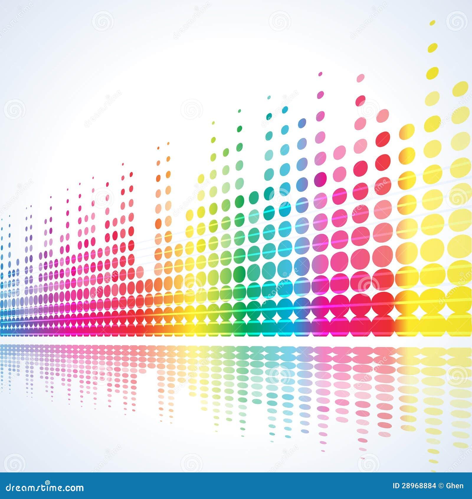 Muzykalny tło