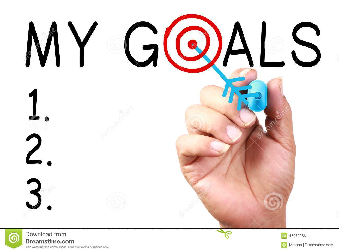 my aims and goals How is it different from a goal objectives and goal setting by erica olsen is my objective broad.