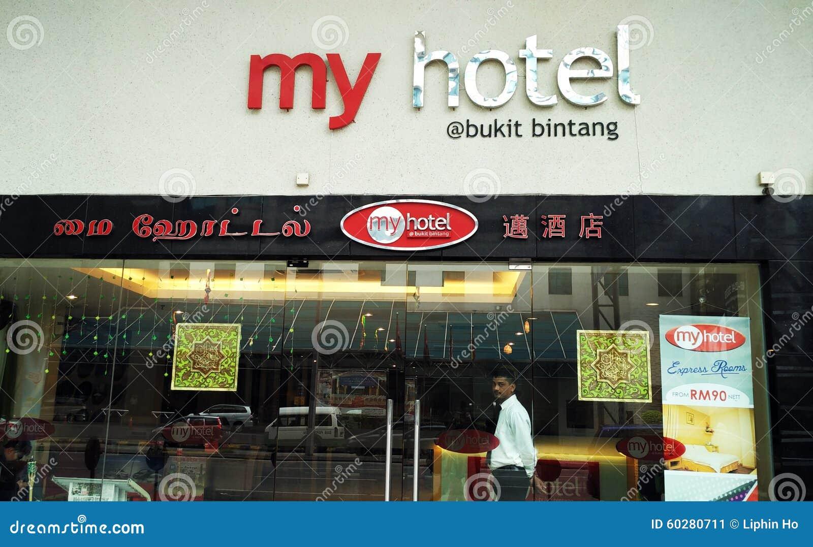 My Hotel In Bukit Bintang Kuala Lumpur