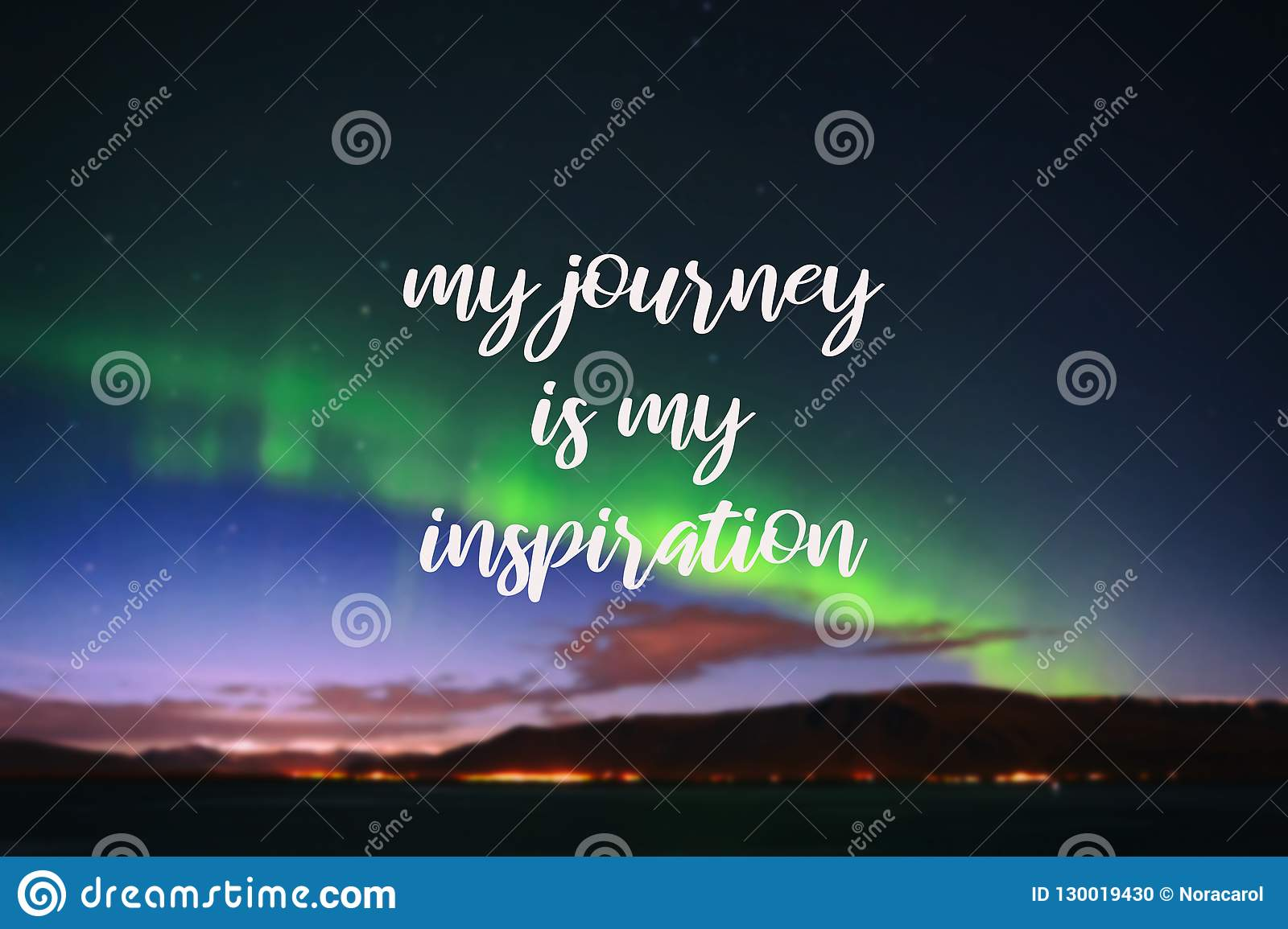 My Journey Is My Inspiration Stock Photo Image Of Colorful Retro