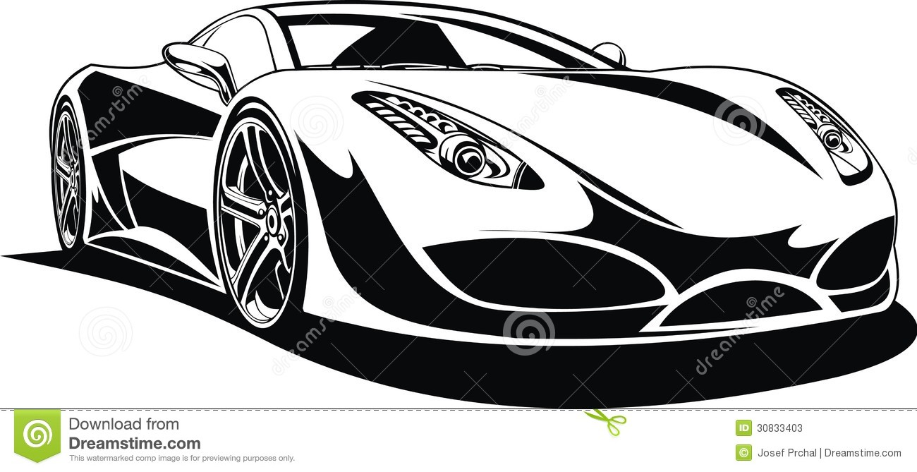 Original Sport Car Design Black White Stock Illustrations 69 Original Sport Car Design Black White Stock Illustrations Vectors Clipart Dreamstime