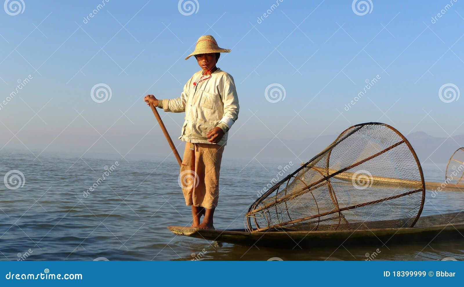 рыболов myanmar