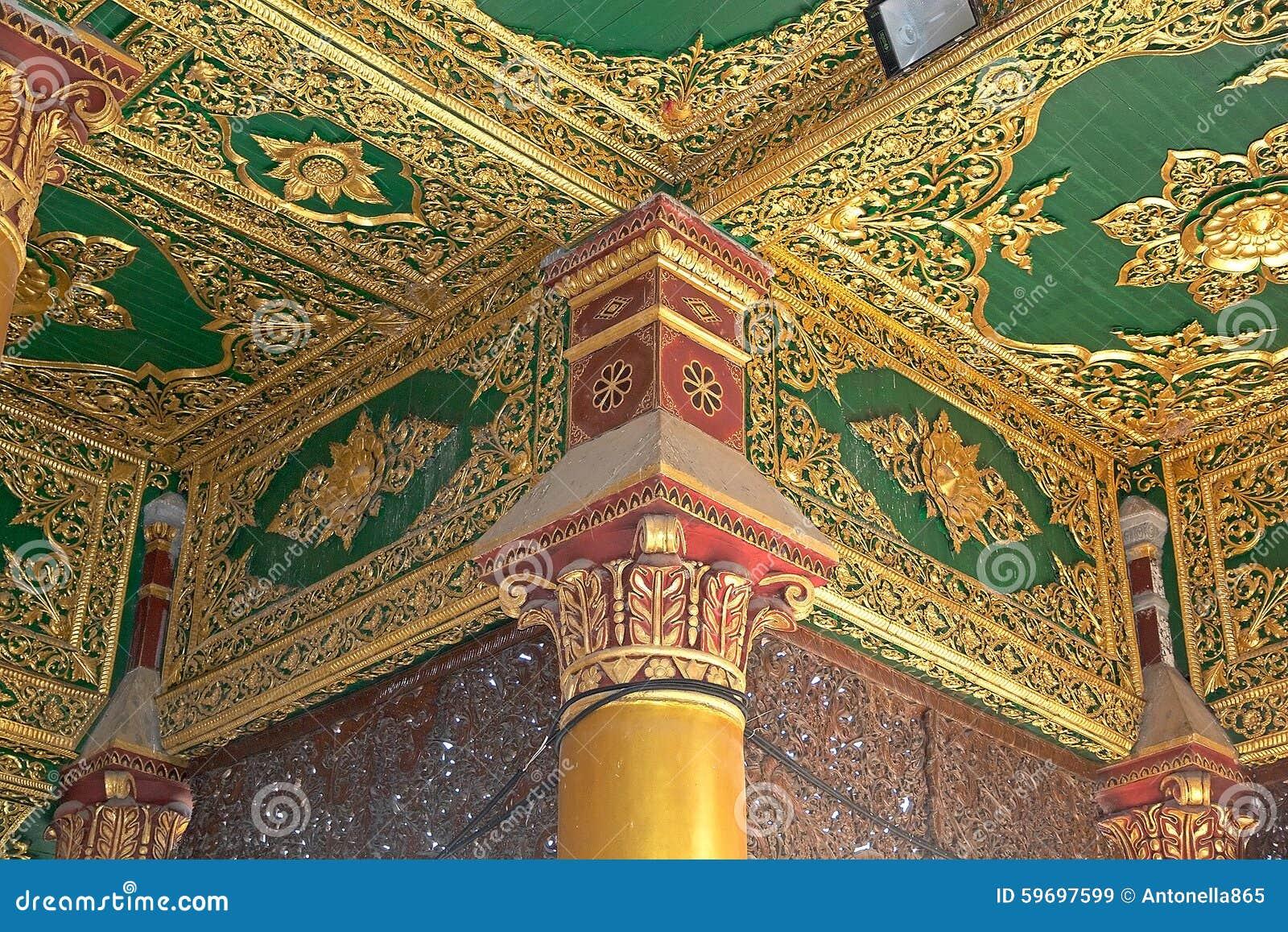 Myanmar pagodashwedagon yangon