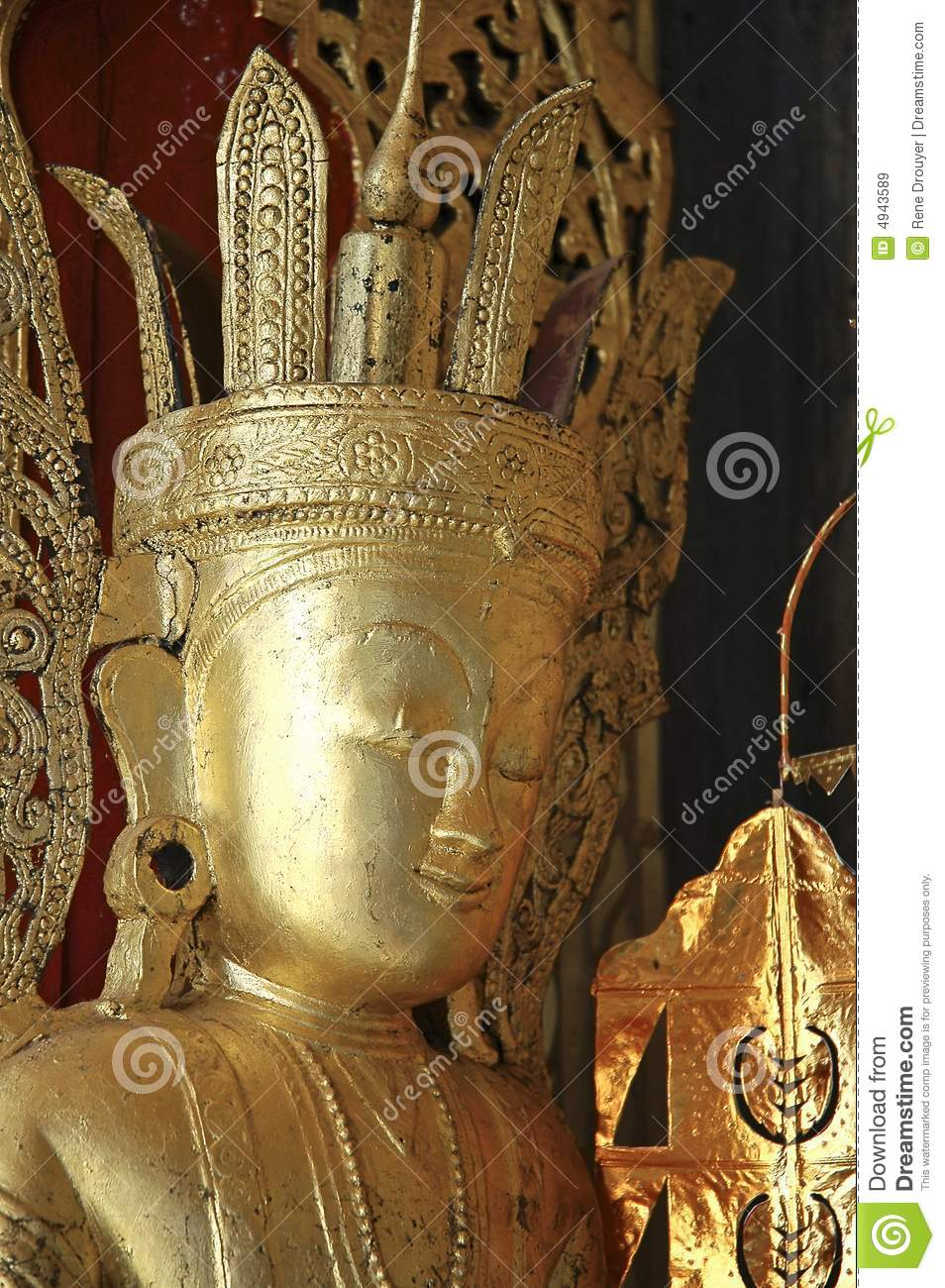 Pindaya Myanmar  city photos : Myanmar, Pindaya: 8000 Buddha's Cave Royalty Free Stock Images Image ...